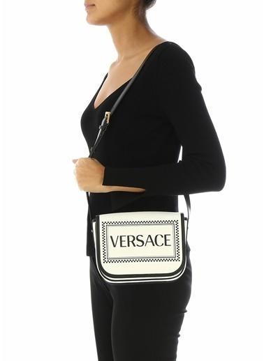 Versace Omuz Çantası Siyah